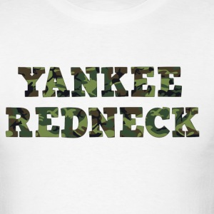 Yankee Redneck - Men's T-Shirt