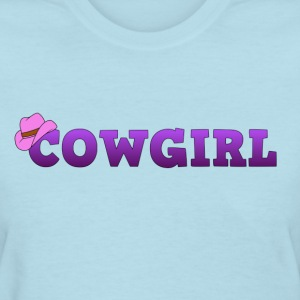Cowgirl - Women's T-Shirt