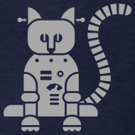 Design ~ Sparkle Catbot - Kid