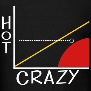KCCO - Hot Crazy Scale T-Shirts - Men's T-Shirt