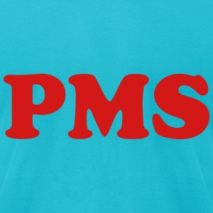 Big Bang Theory PMS T-Shirts - Men's T-Shirt by American Apparel