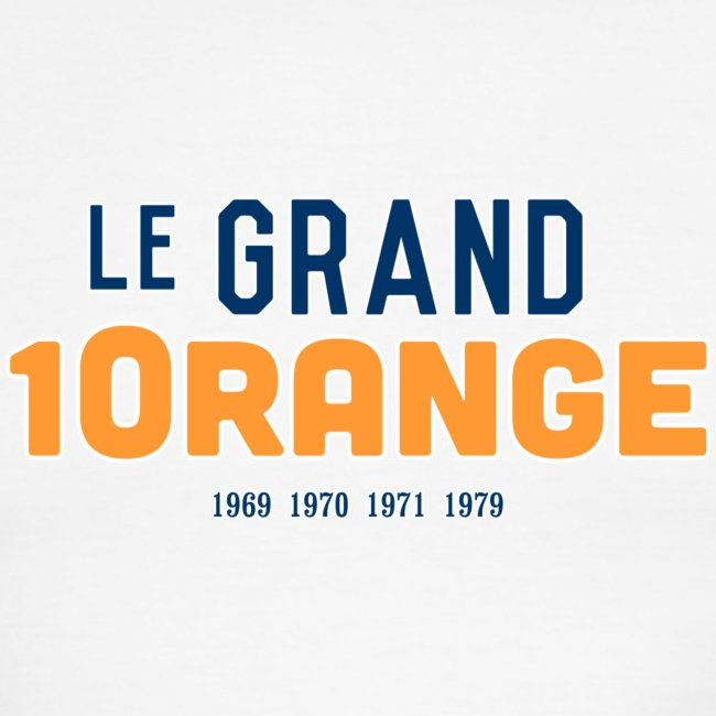 Le Grand Orange Ringer