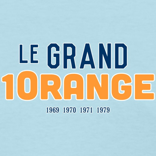 Le Grand Orange (Female)