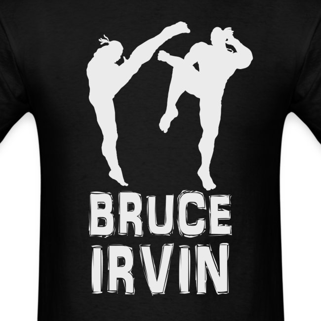 BRUCE IRVIN dark