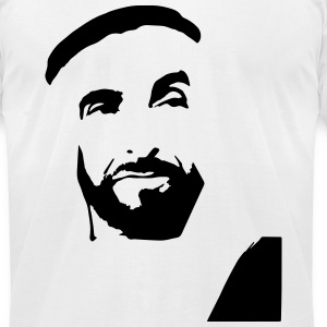 Emirati T-Shirts - Men's T-Shirt by American Apparel