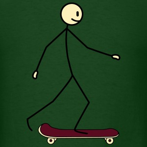 Skateboard T-Shirts - Men's T-Shirt