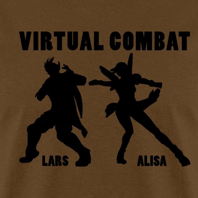 Lars/Alisa virtual combat men