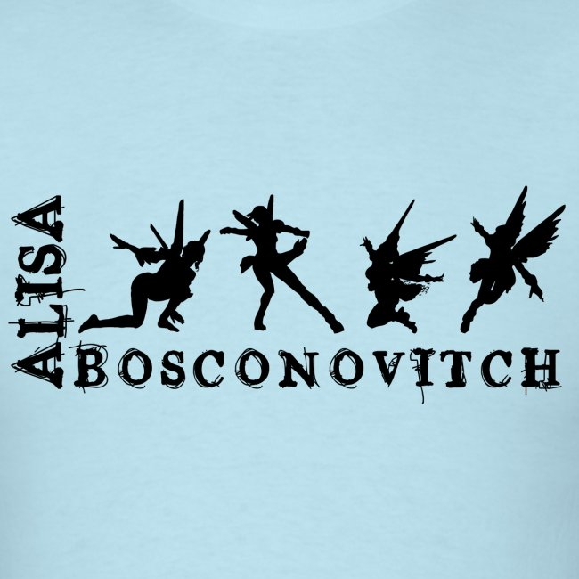 Alisa Bosconovitch men