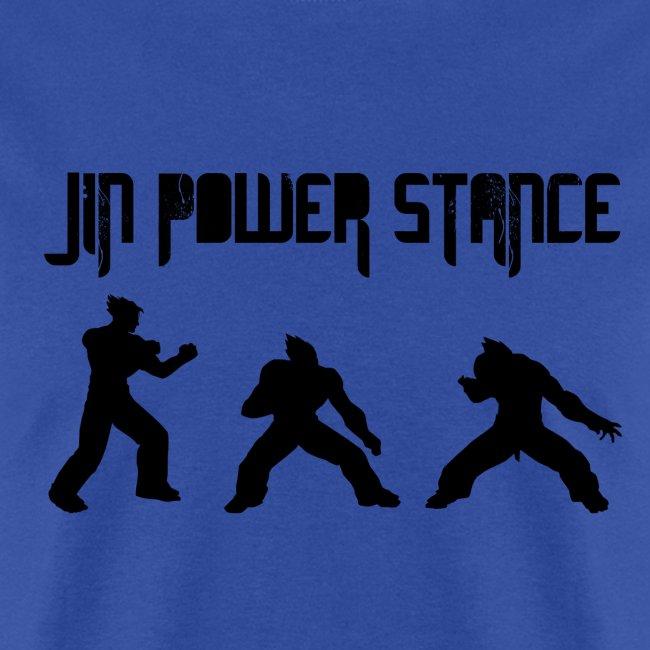 Jin Power Stance