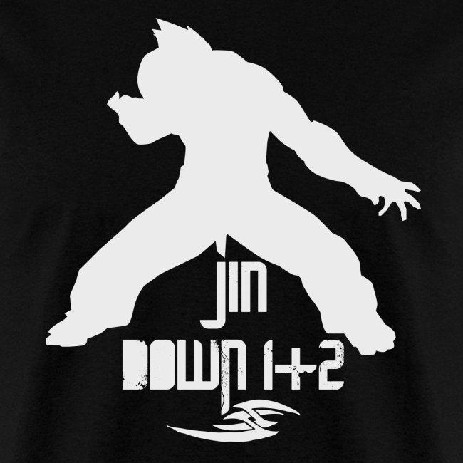 Jin down 1+2 dark