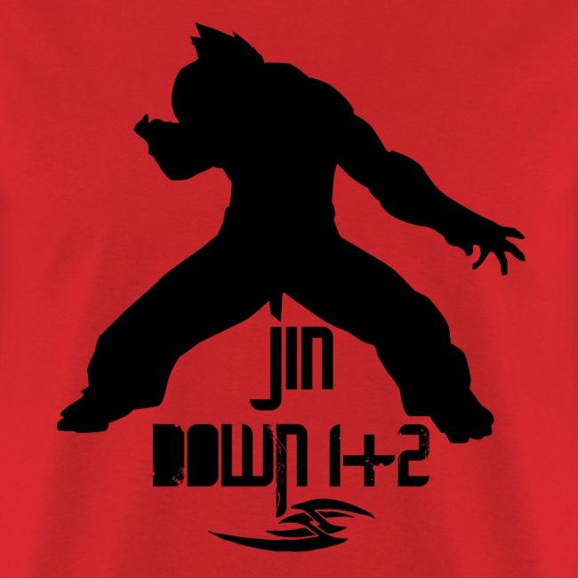 Jin down 1+2