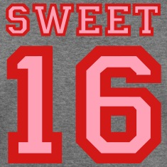 SWEET 16 Long Sleeve Shirts