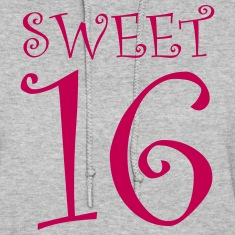 SWEET 16 Hoodies