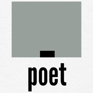 pixel careers: poet - Men's T-Shirt