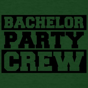 Bachelor Party Crew Design T-Shirts - Men's T-Shirt