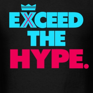 VICTRS Exceed The Hype Shirt - Men's T-Shirt
