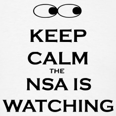 NSA is watching you Shirt