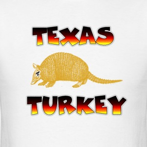 Texas Turkey - Men's T-Shirt