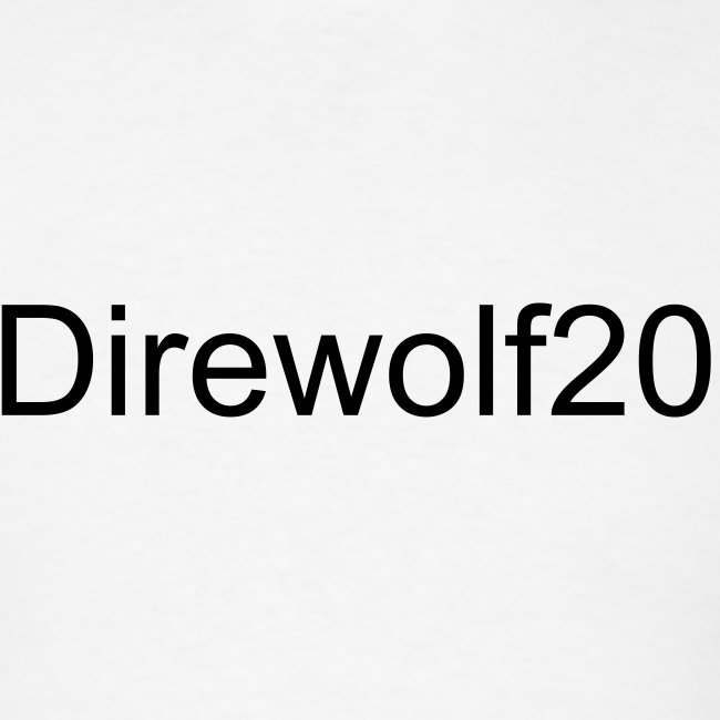 Direwolf20's Test Shirt