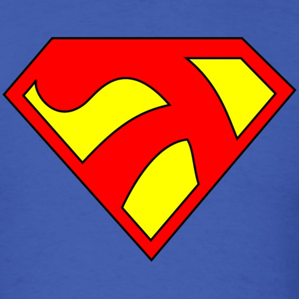 super lambda - Men's T-Shirt