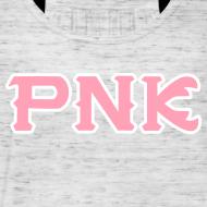 Design ~ Women's PNK Tank