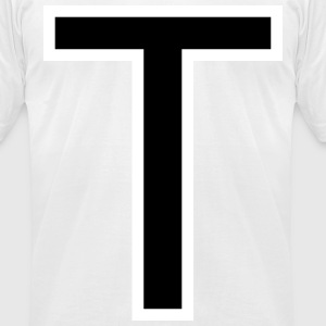 t T-Shirts - Men's T-Shirt by American Apparel