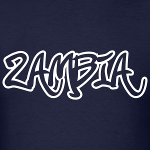 Zambia T-Shirt - Men's T-Shirt
