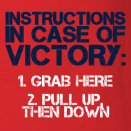Design ~ In Case of Victory Red