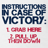Design ~ In Case of Victory White
