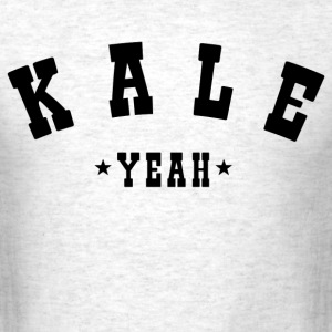 kale yeah - Men's T-Shirt