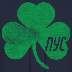 NYC Shamrock  Hoodies
