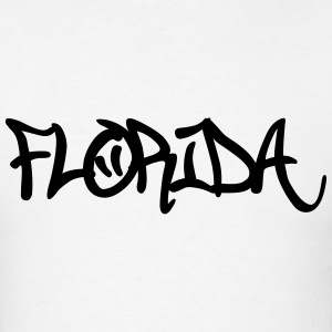Florida Grafitti T-Shirts - Men's T-Shirt