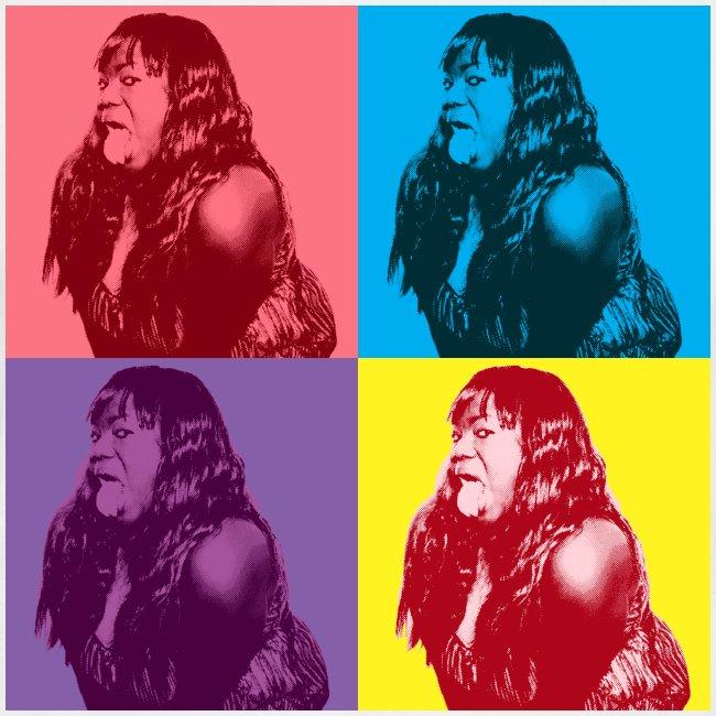 HeyyoShanna Andy Warhol Tee