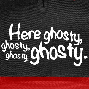 Here Ghosty Ghosty Caps - Snap-back Baseball Cap