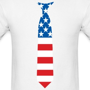 tie flag T-Shirts - Men's T-Shirt