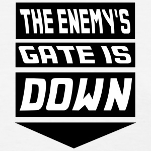 The Enemy's Gate is Down Women's T-Shirts - Women's T-Shirt
