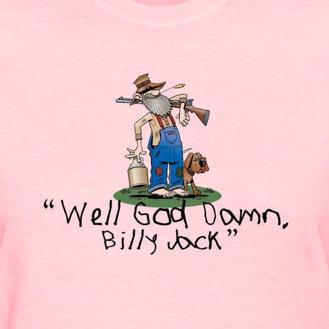 Billy Jack Tee - Womens
