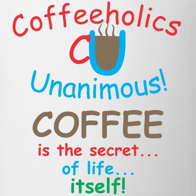 CU secret life cup