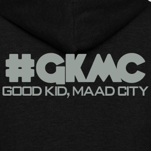 #gkmc Zip Hoodies/Jackets - Unisex Fleece Zip Hoodie by American Apparel