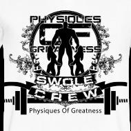 Design ~ Swole Crew (BIG) Vneck