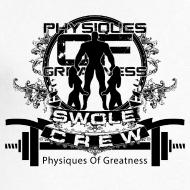 Design ~ Swole Crew (SMALL) Vneck