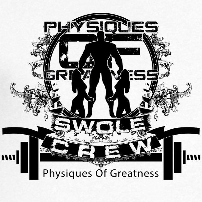 Swole Crew (SMALL) Vneck