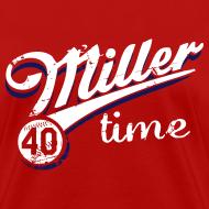 Design ~ It's Miller Time - Womens Shirt