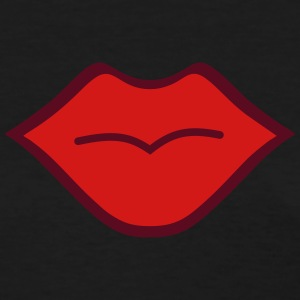 Red Lips Women's T-Shirts - Women's T-Shirt