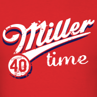 Design ~ It's Miller Time
