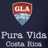 Design ~ Men's Standard Weight T Pura Vida Costa Rica