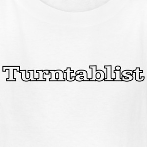 Turntablist Kids' Shirts - Kids' T-Shirt