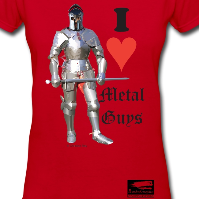 I love metal guys