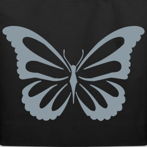 Butterfly Tote Bag - Eco-Friendly Cotton Tote