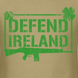 defend ireland - Men's T-Shirt